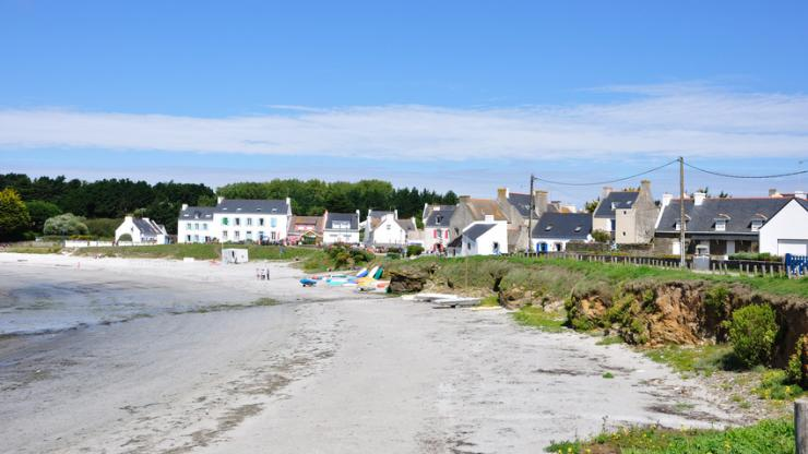 Locmaria en Bretagne