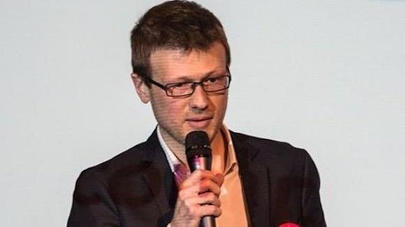 Pierre Loup, fondateur d'Edukys