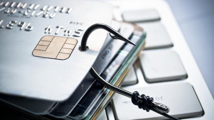 phishing de carte bancaire