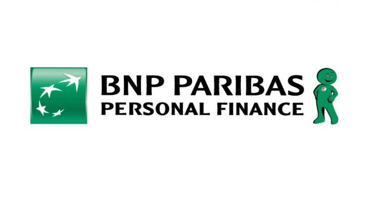 Logo BNP Paribas Personal Finance