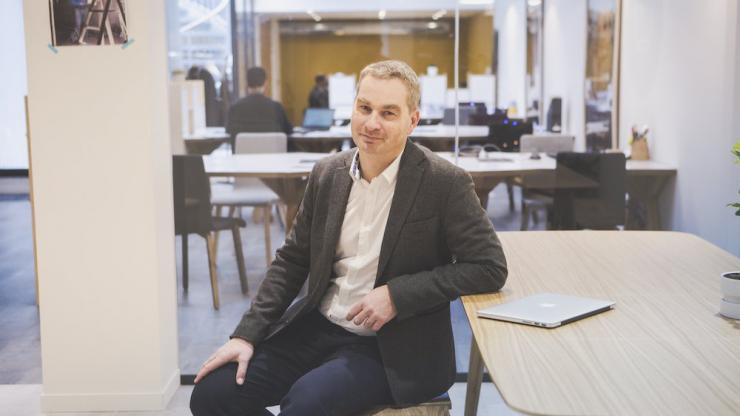 Guillaume-Olivier Doré, Robin'Finance