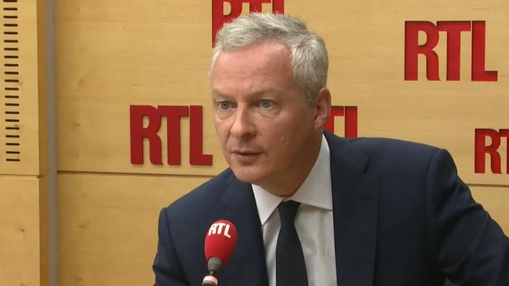 Bruno Le Maire en 2017