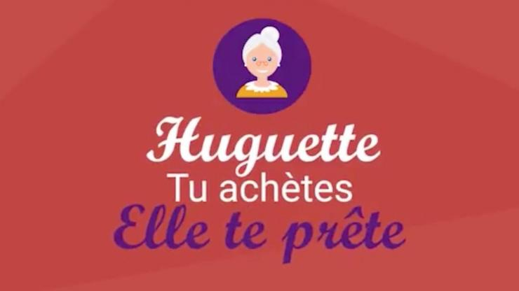 Application Huguette de BPCE