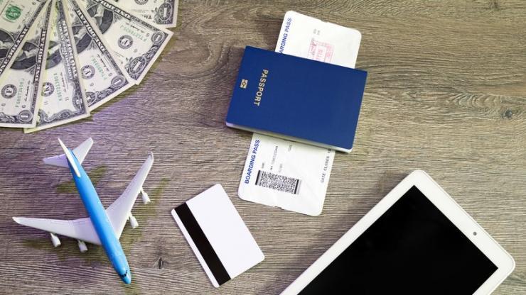 Préparation pour un voyage à l'étranger