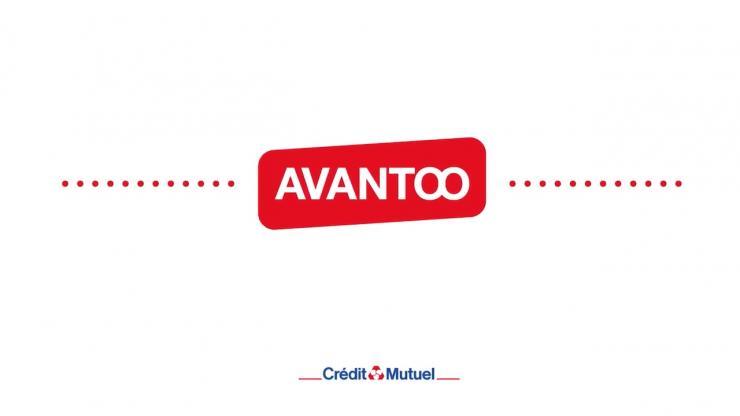 Logo Avantoo du Crédit Mutuel CIC