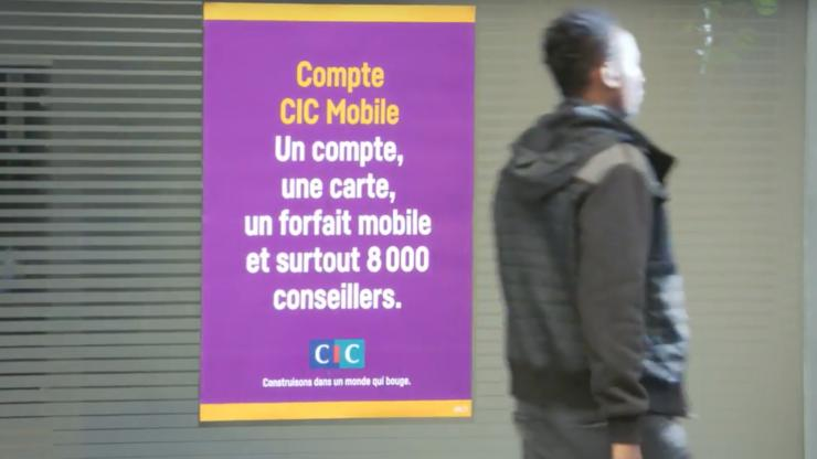 Pub Compte CIC Mobile