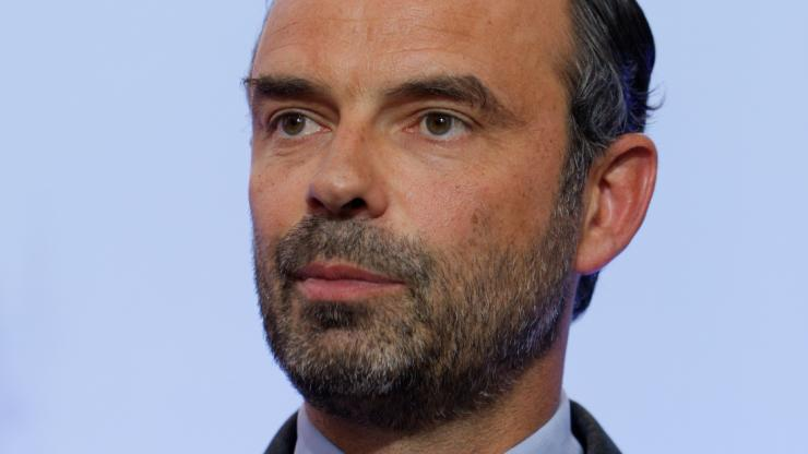Edouard Philippe en septembre 2017