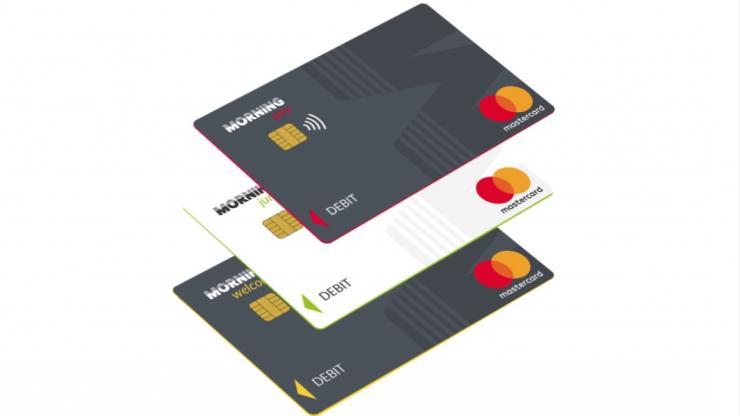 Cartes de paiement Morning Pay