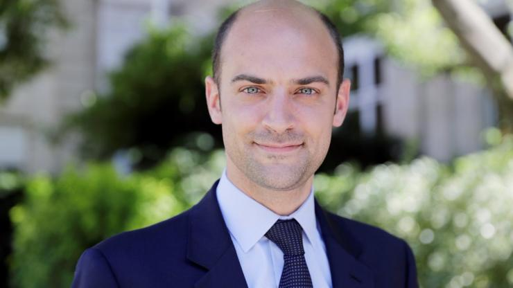 Jean-Noël Barrot en 2018