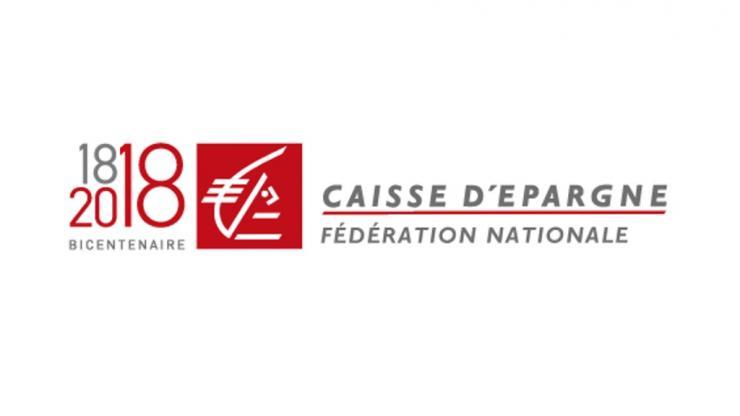 Logo bicentenaire de la Caisse d'Epargne