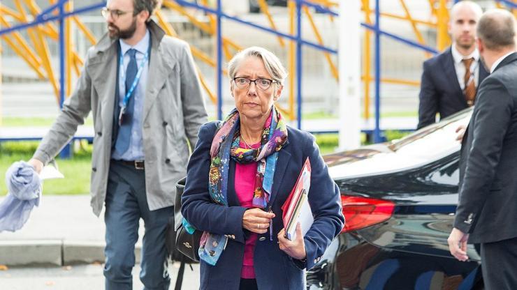 Elisabeth Borne en 2017
