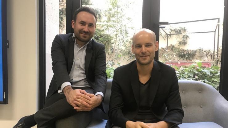 Jean-Philippe Gontier et Marc-Antoine Van Heems