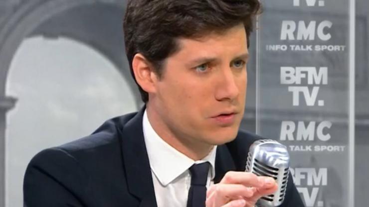 Julien Denormandie sur BFM TV en 2018