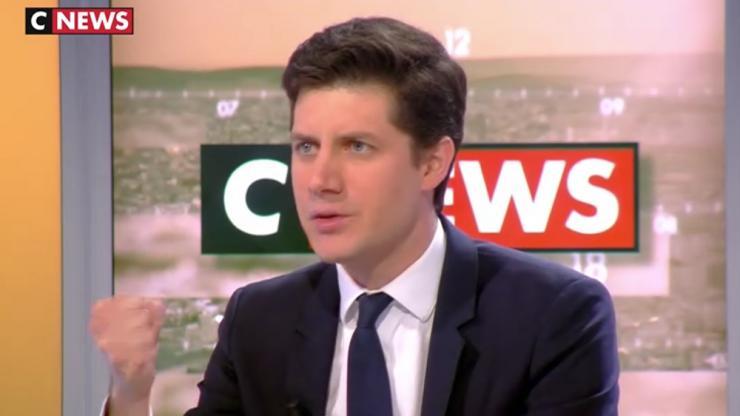 Julien Denormandie sur CNews en 2018