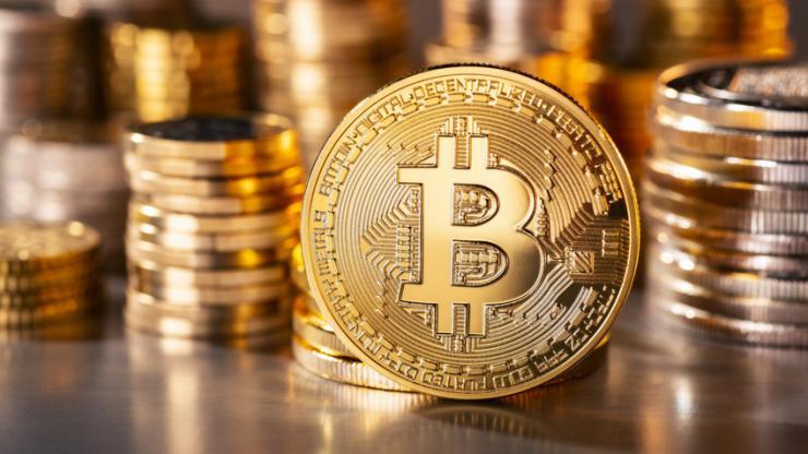 Jetons de bitcoins