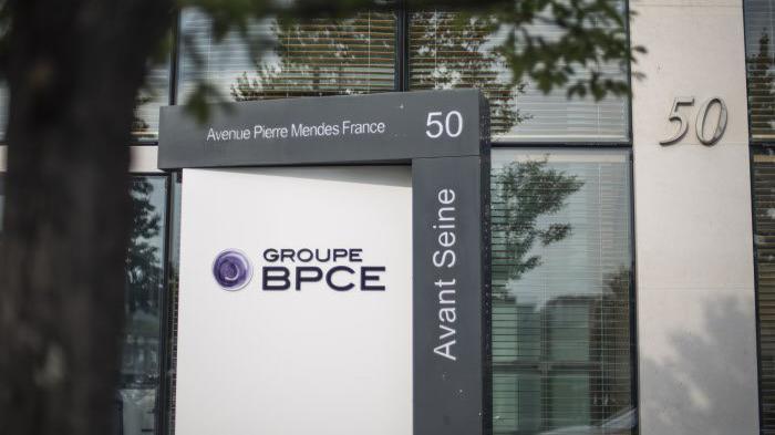 Siège du groupe BPCE à Paris