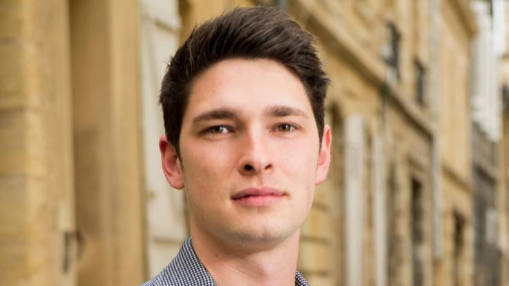 Charles Henri Gougerot Duvoisin, CEO d'Obvy