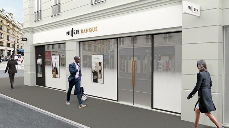 Agence Milleis Banque