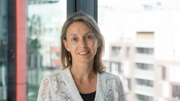 Caroline Viguier responsable du développement marketing épargne LCL