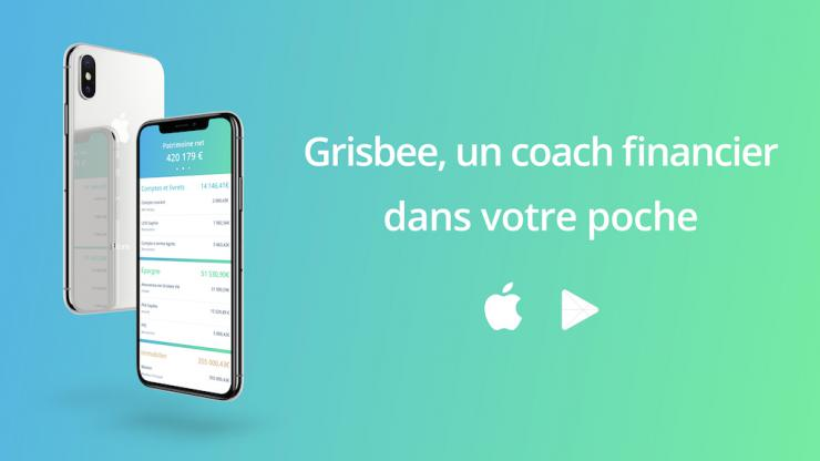 Application mobile Grisbee