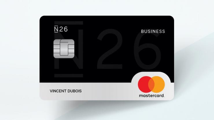 Carte N26 Business Black