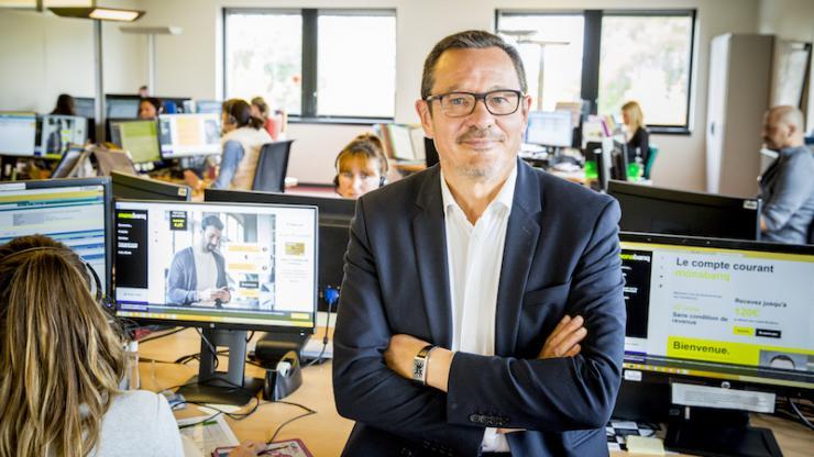 Alain Colin DG Monabanq (septembre 2018)