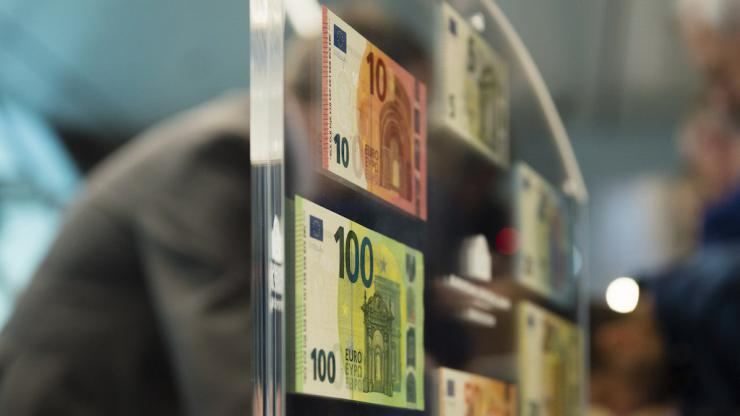 Nouveau billet de 100 euros, septembre 2018