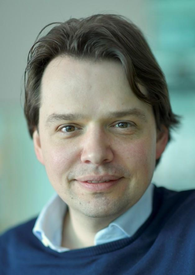 Frank Jan Risseeuw, CEO de Yolt