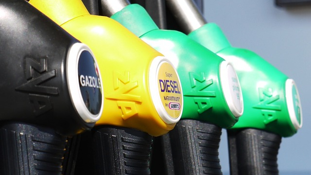 Pompe à essence carburant