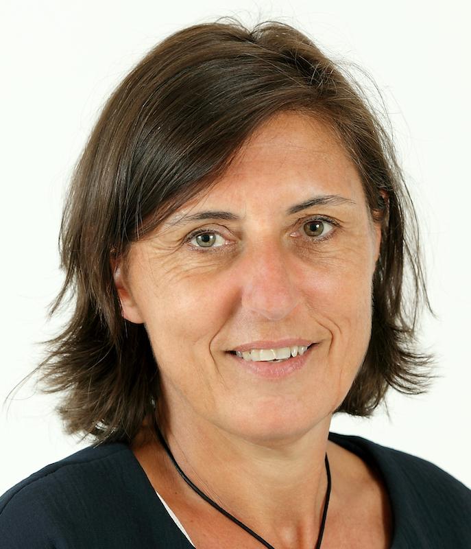 Béatrice Layan, responsable de l'Observatoire des métiers de la banque