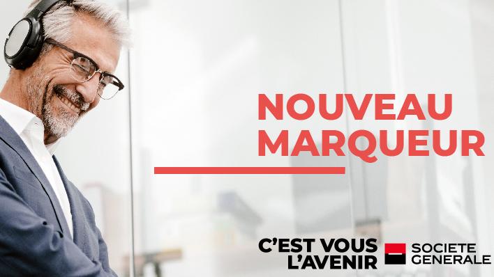 Campagne Société Générale novembre 2018