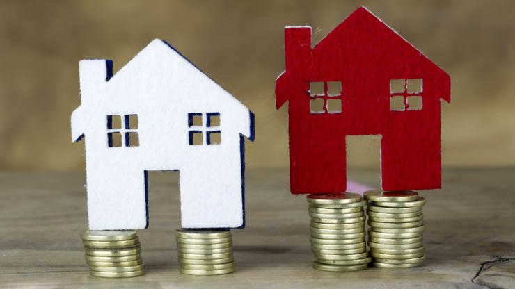 prix des maison en hausse