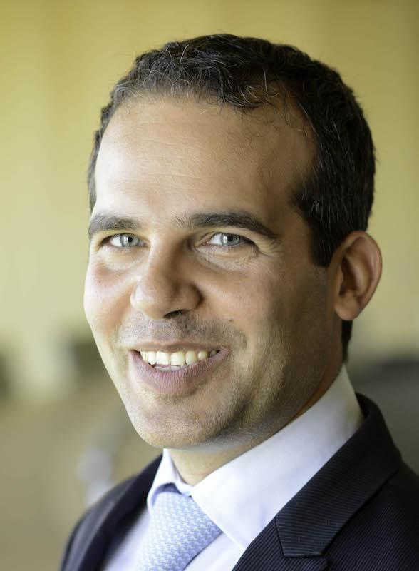 Imad Tabet, directeur de la clientèle des particuliers du Crédit Coopératif