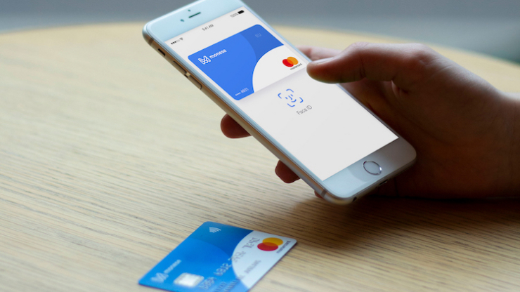 Apple Pay chez Monese