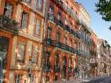Une rue de Toulouse