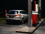 Pompe à essence voiture carburant