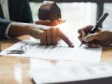 Un contrat de prêt immo