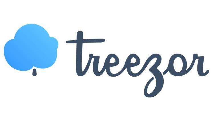 Logo Treezor / Février 2019