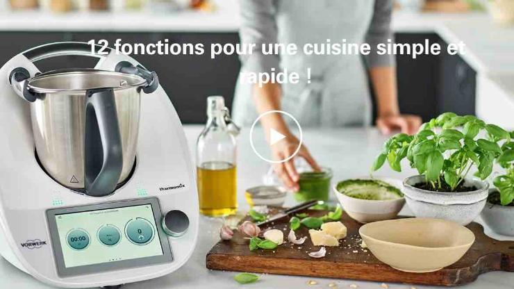 Thermomix Le Nouveau Robot De Cuisine A 1 299 Euros Fait Polemique