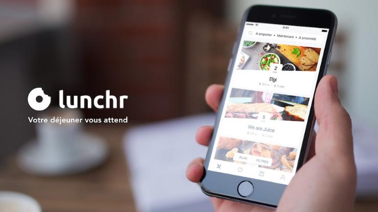 Application Lunchr