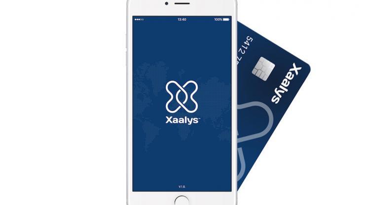 Xaalys, néobanque, enfant, adolescent, carte, application