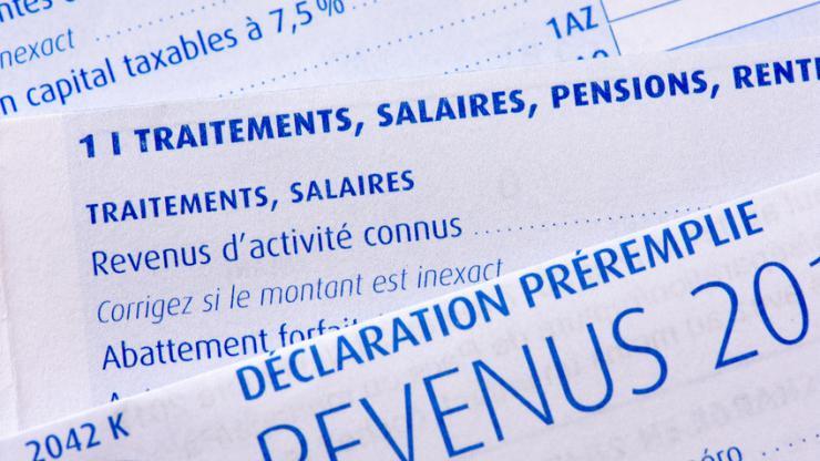 Déclaration de revenus, impôt, fiscalité