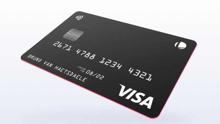 Carte de paiement Linxo