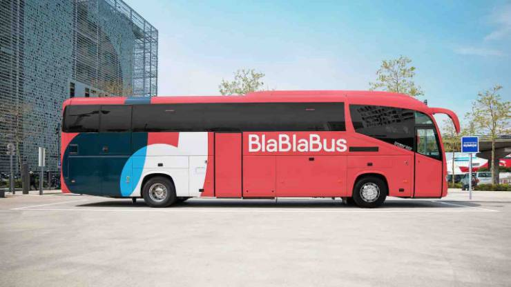 Autocar BlaBlaBus