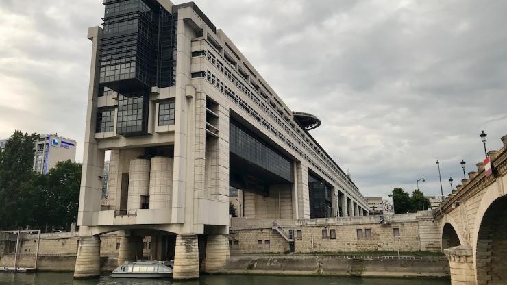 Ministère de l'économie et des finances, Bercy, Paris