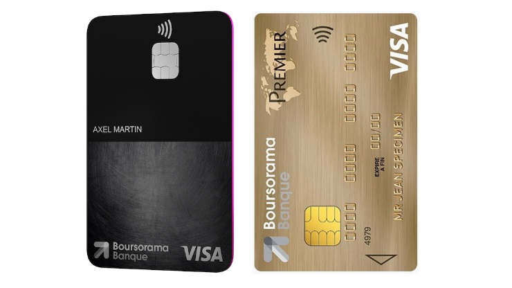 Carte Bancaire Boursorama.Boursorama Comment Choisir Entre La Carte Ultim Et La Visa