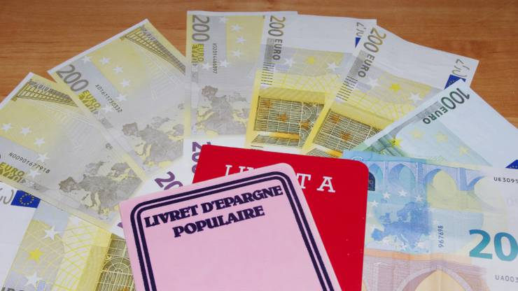 Livret A, LEP, Livret d'épargne populaire, épargne, livret
