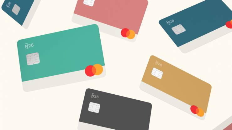 cartes bancaires N26 You