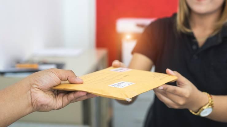 La Poste, courrier