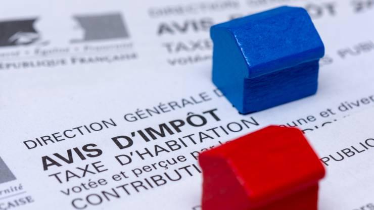 Cinq associations de maires s'inquiètent d'une réduction de leurs ressources — Taxe d'habitation